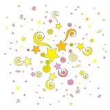 dekoracja nowy rok Obraz Stock