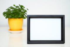 dekoracja obrazek ramowy domowy Obrazy Stock