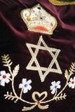 dekoracja ornament Obraz Royalty Free