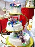 dekoracja tortowa obraz stock