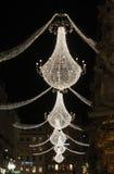 dekoracja Vienna świąteczne Obraz Royalty Free