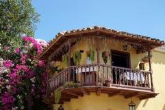 Dekoracja w Trinidad zdjęcie stock