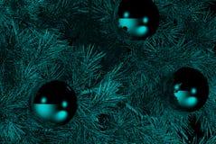 dekoracje świąteczne Obrazy Royalty Free