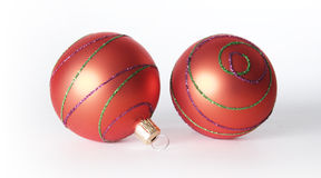 dekoracje świąteczne Fotografia Stock