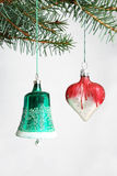 dekoracje świąteczne Zdjęcie Royalty Free