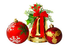dekoracje świąteczne Zdjęcie Stock