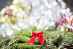 dekoracje świąteczne ekologicznego drewna zdjęcie royalty free