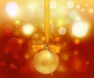 dekoracje świąteczne ekologicznego drewna Zdjęcie Stock