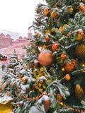 dekoracje świąteczne ekologicznego drewna fotografia royalty free