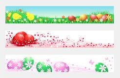 dekoracje Easter Obrazy Stock