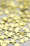dekoracje gwiazdy Zdjęcie Stock