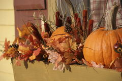 dekoracje Halloween Zdjęcie Royalty Free