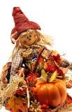 dekoracje jesienią Zdjęcia Stock
