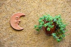 Dekoracje na ścianie Fotografia Stock