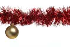 dekoracji świątecznej obraz royalty free