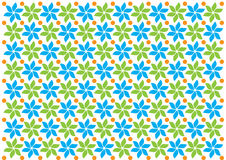 Dekoracyjna Bezszwowa Deseniowa Wektorowa tło rocznika kwiatu tekstura zdjęcie royalty free