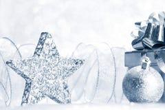 dekoracyjna Boże Narodzenie gwiazda Obraz Stock