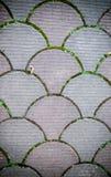 Dekoracyjna brukowanie płytka Tło, tekstura, wzór Fotografia Stock
