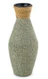 Dekoracyjna ceramiczna waza Zdjęcie Royalty Free