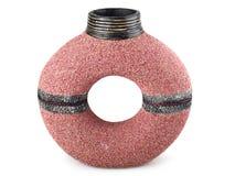 Dekoracyjna ceramiczna waza Fotografia Stock