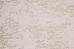 Dekoracyjna ściana. sztukateryjna tekstura Obrazy Stock