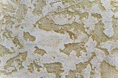 Dekoracyjna ściana. sztukateryjna tekstura Fotografia Stock