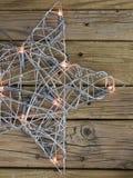 dekoracyjna gwiazda Zdjęcie Stock