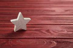 dekoracyjna gwiazda Fotografia Royalty Free