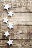 dekoracyjna gwiazda Obraz Stock