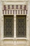 Dekoracyjna Islamska Nadokienna sztuka Zdjęcie Stock