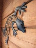 Dekoracyjna jaszczurka Zdjęcia Royalty Free