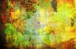 Dekoracyjna jesień Obrazy Royalty Free
