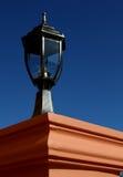 dekoracyjna lampa obraz royalty free