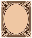 Dekoracyjna rama Fotografia Stock