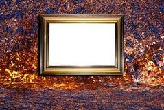 dekoracyjna ramowa fotografia Obrazy Royalty Free