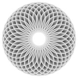 dekoracyjna sfera Zdjęcie Royalty Free