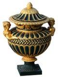 dekoracyjna stara waza Fotografia Stock