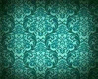 dekoracyjna tło zieleń Zdjęcie Stock