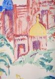 Dekoracyjna Tapeta zdjęcia stock