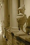 Dekoracyjna waza w Urugwaj klubie, Montevideo Obrazy Royalty Free