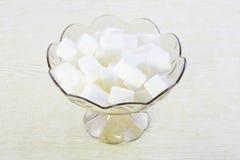 Dekoracyjna waza z cukierem Fotografia Stock