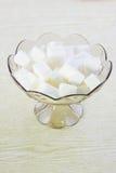 Dekoracyjna waza z cukierem Zdjęcie Royalty Free