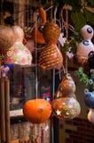 Dekoracyjne lampy Fotografia Stock