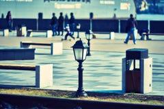 Dekoracyjne latarnie uliczne 016 Fotografia Stock
