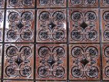 dekoracyjne płytki obrazy stock