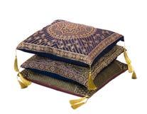 dekoracyjne poduszki Obraz Stock