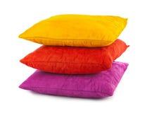 Dekoracyjne poduszki zdjęcia stock