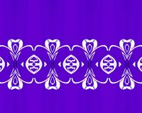 Dekoracyjnego abstrakcjonistycznego jaskrawego tło wzoru tekstury geometryczna Tapetowa tkanina Obraz Royalty Free