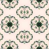 Dekoracyjnego abstrakcjonistycznego jaskrawego tło wzoru tekstury geometryczna Tapetowa tkanina Obrazy Royalty Free