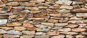 dekoracyjnego kamienia powierzchni ściana Obraz Stock